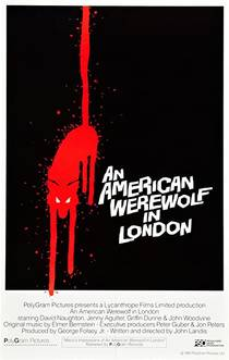 Picture of a movie: An American Werewolf In London