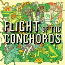 Picture of a band or musician: Flight Of The Conchords