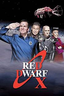 Picture of a TV show: Red Dwarf