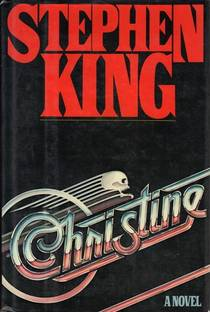 Picture of a book: Christine