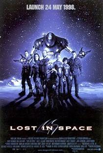 Picture of a movie: Lost In Space
