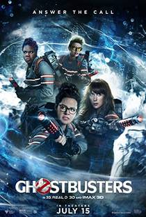 Picture of a movie: Ghostbusters