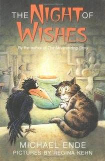 Picture of a book: The Night Of Wishes
