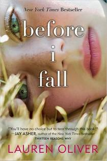 Picture of a book: Before I Fall