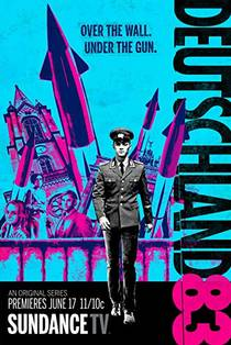Picture of a TV show: Deutschland 83