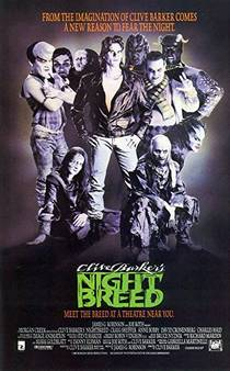 Picture of a movie: Nightbreed