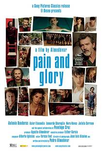 Picture of a movie: Pain And Glory