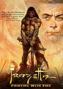 Picture of a movie: Frazetta: Painting With Fire