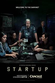 Picture of a TV show: Startup