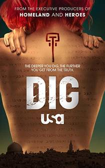 Picture of a TV show: Dig
