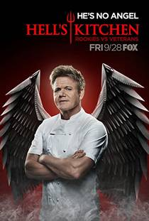 Picture of a TV show: Hell's Kitchen