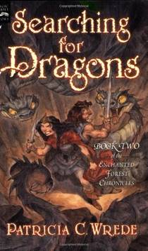 Picture of a book: Searching For Dragons