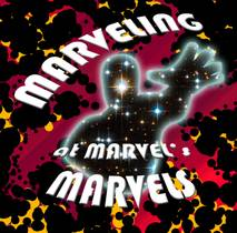 Picture of a podcast: Marveling At Marvel's Marvels