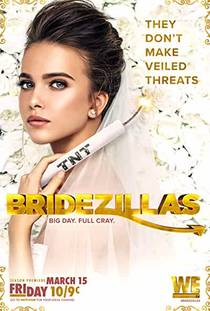 Picture of a TV show: Bridezillas