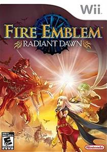 Picture of a game: Fire Emblem: Radiant Dawn
