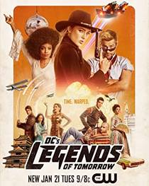 Picture of a TV show: Dc's Legends Of Tomorrow