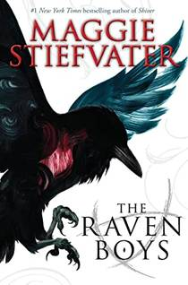 Picture of a book: The Raven Boys