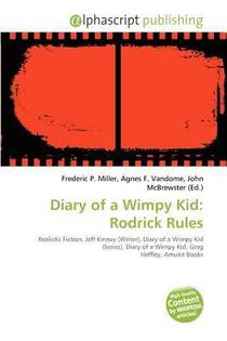 Picture of a book: Diary Of A Wimpy Kid: Rodrick Rules