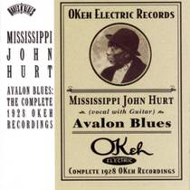 Picture of a band or musician: Mississippi John Hurt