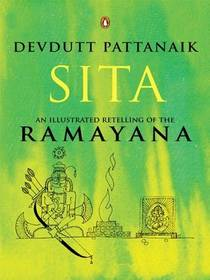 Picture of a book: Sita: An Illustrated Retelling Of The Ramayana
