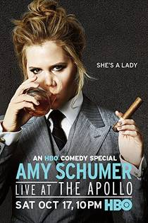 Picture of a TV show: Amy Schumer: Live At The Apollo