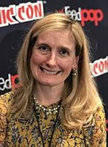 Picture of an author: Cressida Cowell
