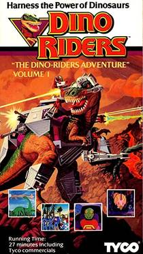 Picture of a TV show: Dino-Riders