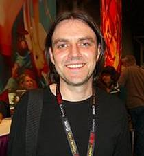 Picture of an author: Frank Quitely