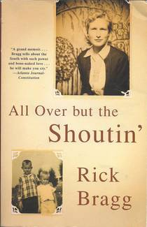 Picture of a book: All Over But The Shoutin'