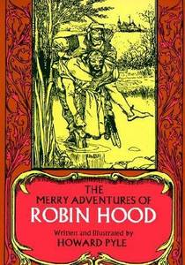Picture of a book: The Merry Adventures Of Robin Hood