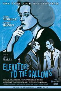 Picture of a movie: Elevator To The Gallows