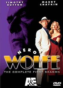 Picture of a TV show: A Nero Wolfe Mystery