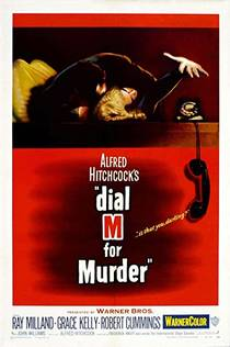 Picture of a movie: Dial M For Murder