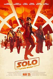 Picture of a movie: Solo: A Star Wars Story