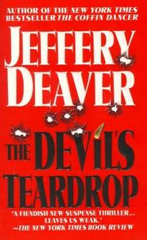 Picture of a book: The Devil's Teardrop
