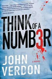 Picture of a book: Think Of A Number