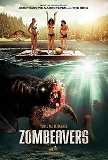 Picture of a movie: Zombeavers
