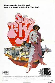 Picture of a movie: Super Fly