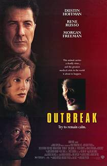 Picture of a movie: Outbreak