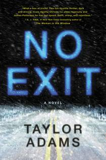 Picture of a book: No Exit
