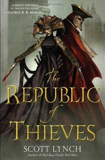 Picture of a book: The Republic Of Thieves