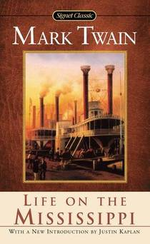 Picture of a book: Life On The Mississippi