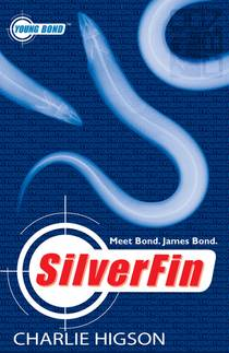 Picture of a book: Silverfin