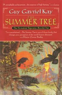 Picture of a book: The Summer Tree