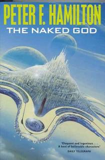 Picture of a book: The Naked God