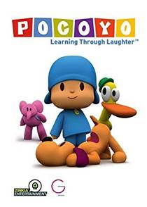 Picture of a TV show: Pocoyo