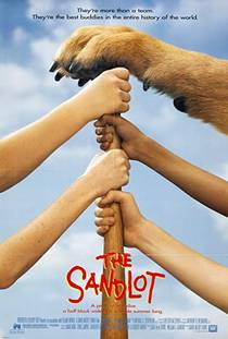 Picture of a movie: The Sandlot