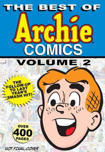Picture of a book: The Best Of Archie Comics, Volume 2