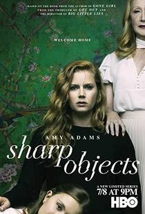 Picture of a TV show: Sharp Objects