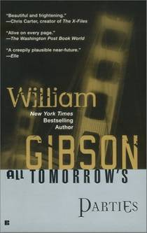 Picture of a book: All Tomorrow's Parties
